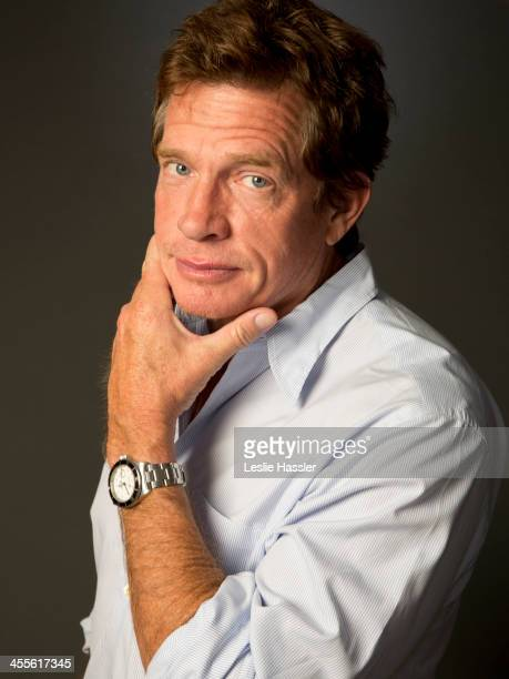 Actor Thomas Haden Church is photographed on April 19 2013 in New York City