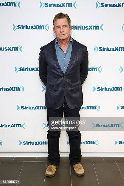Actor Thomas Haden Church visits SiriusXM Studio on October 6 2016 in New York City