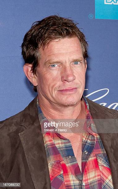 Actor Thomas Hayden Church attends the screening of 'Whitewash' during the 2013 Tribeca Film Festival at SVA Theater on April 19 2013 in New York City