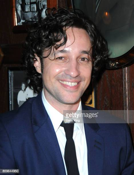 Actor Thomas Ian Nicholas attends 'The Lost Tree' screening at TCL Chinese 6 Theatres on October 9 2017 in Hollywood California