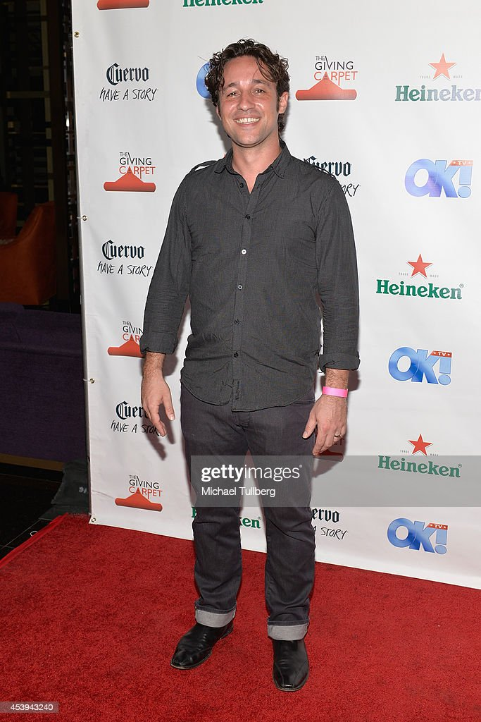 Actor <a gi-track='captionPersonalityLinkClicked' href=/galleries/search?phrase=Thomas+Ian+Nicholas&family=editorial&specificpeople=599316 ng-click='$event.stopPropagation()'>Thomas Ian Nicholas</a> attends the OK! TV Awards Party at Sofitel Hotel on August 21, 2014 in Los Angeles, California.
