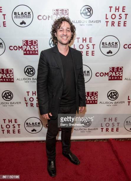 Actor Thomas Ian Nicholas during the 'The Lost Tree' Chicago Premiere at Music Box Theatre on October 13 2017 in Chicago Illinois