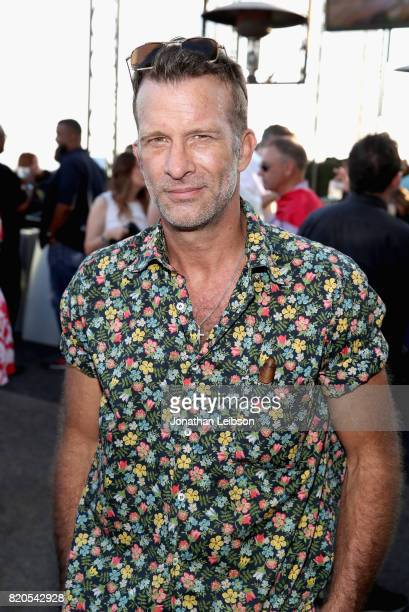 Actor Thomas Jane at BuzzFeed The CW Present SRSLY The Best Damn Superhero Party on July 21 2017 in San Diego California