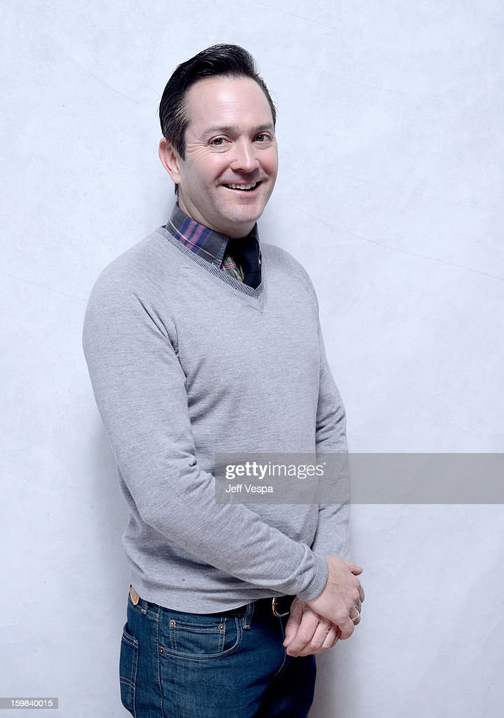 Actor <a gi-track='captionPersonalityLinkClicked' href=/galleries/search?phrase=Thomas+Lennon&family=editorial&specificpeople=559662 ng-click='$event.stopPropagation()'>Thomas Lennon</a> poses for a portrait during the 2013 Sundance Film Festival at the WireImage Portrait Studio at Village At The Lift on January 21 2013 in Park City, Utah.