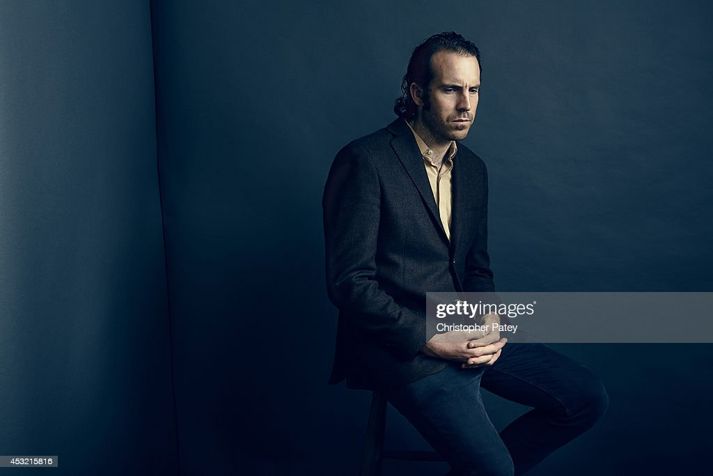 Actor Thomas M. Wright poses for a portrait session at the summer Television Critics Association for the FX network on July 21, 2014 in Beverly Hills, California.