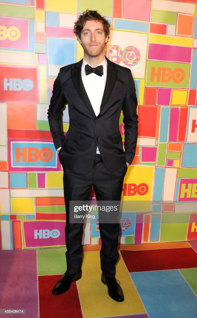Actor Thomas Middleditch attends HBO's 2014 Emmy after party at The Plaza at the Pacific Design Center on August 25, 2014 in Los Angeles, California.
