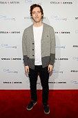Actor Thomas Middleditch attends Stella Artois Filmmaker Lounge presents 'Joshy' supper on January 23 2016 in Park City Utah