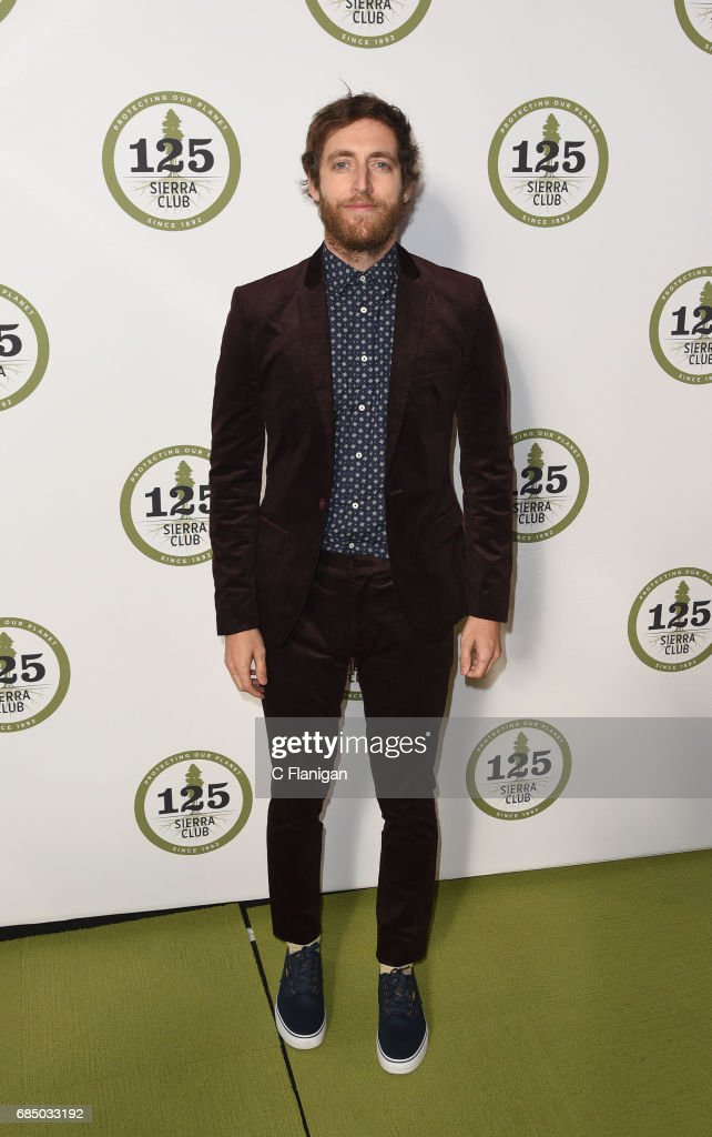 Actor Thomas Middleditch attends the Sierra Club's 125th Anniversary Trail Blazer's Ball at Innovation Hangar on May 18, 2017 in San Francisco, California.