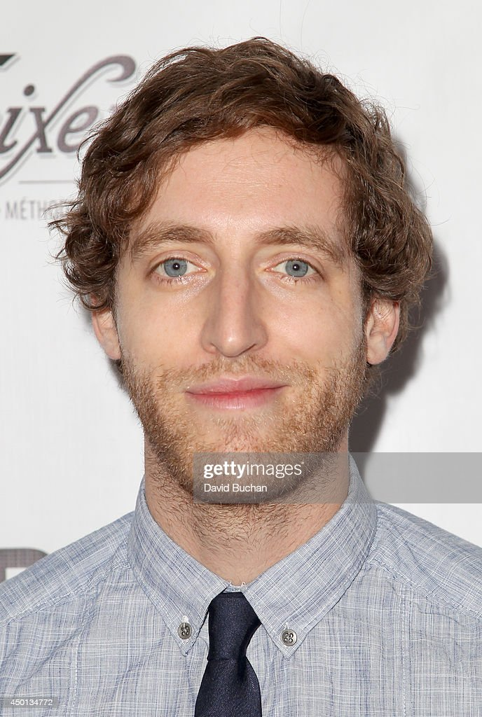Actor <a gi-track='captionPersonalityLinkClicked' href=/galleries/search?phrase=Thomas+Middleditch&family=editorial&specificpeople=7827475 ng-click='$event.stopPropagation()'>Thomas Middleditch</a> attends TheWrap's First Annual Emmy Party at The London West Hollywood on June 5, 2014 in West Hollywood, California.