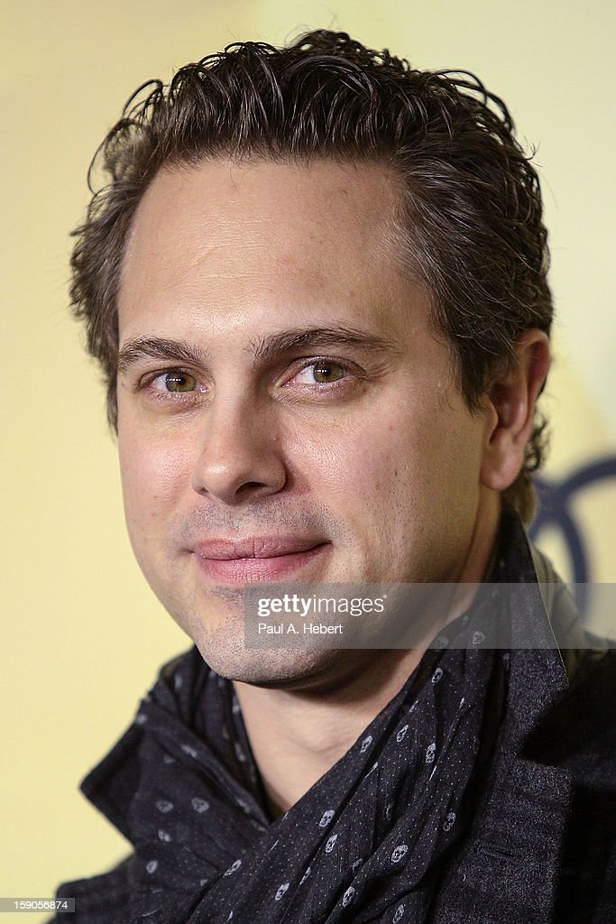 Actor Thomas Sadoski arrives at the Audi Golden Globe 2013 Kick Off Party at Cecconi's Restaurant on January 6, 2013 in Los Angeles, California.