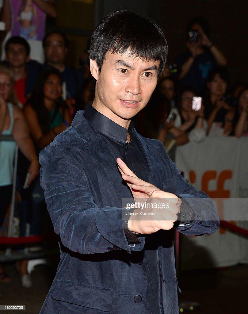 """""Man Of Tai Chi"""" Premiere - Arrivals - 2013 Toronto ..."