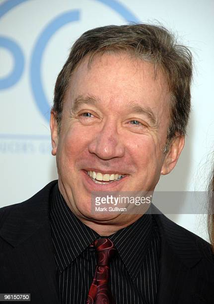 Actor Tim Allen arrives for the 21st Annual PGA Awards at the Hollywood Palladium on January 24 2010 in Hollywood California