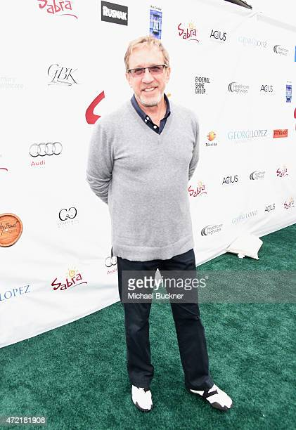 Actor Tim Allen attended the 8th Annual George Lopez Celebrity Golf Classic presented by Sabra Salsa to benefit The George Lopez Foundation on Monday...