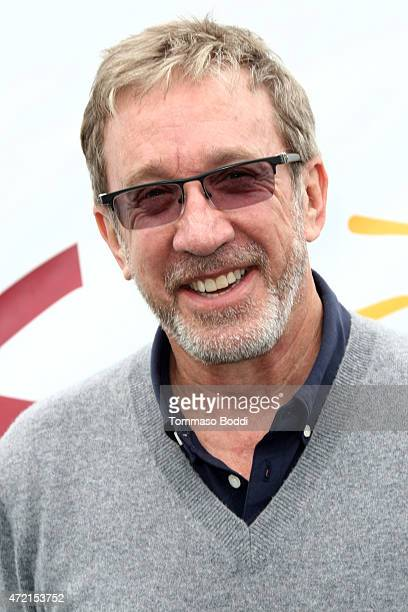 Actor Tim Allen attends the 8th Annual George Lopez Celebrity Golf Classic at Lakeside Golf Club on May 4 2015 in Toluca Lake California