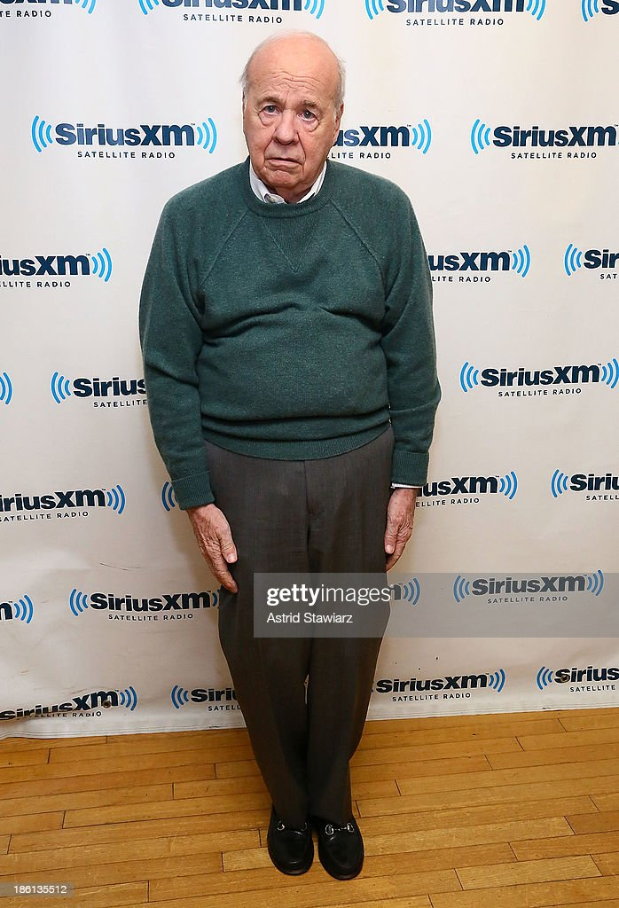 Actor Tim Conway visits the SiriusXM Studios on October 28, 2013 in New York City.