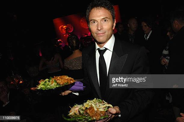 Actor Tim Daly attends HBO after party for the 59th Primetime Emmy Awards at The Pacific Design Center on September 16 2007 in Los Angeles California
