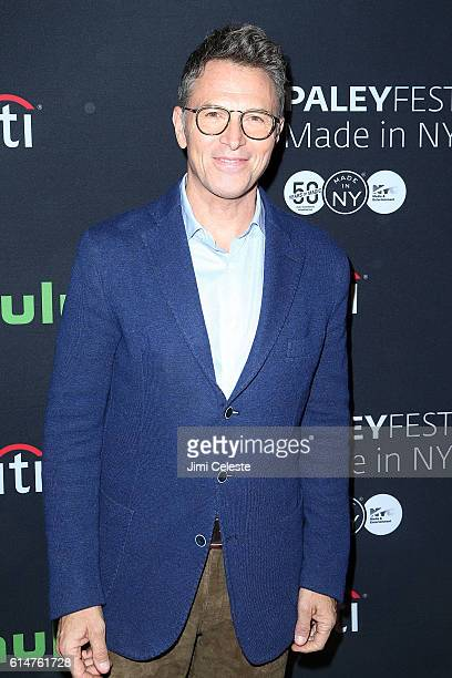 Actor Tim Daly attends PaleyFest New York 2016 'Madam Secretary' at The Paley Center for Media on October 14 2016 in New York City