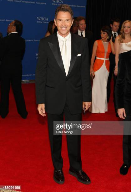 Actor Tim Daly attends the 100th Annual White House Correspondents' Association Dinner at the Washington Hilton on May 3 2014 in Washington DC