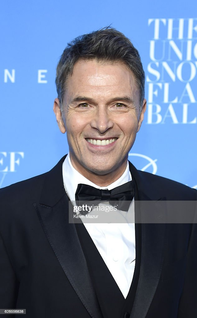 Actor Tim Daly attends the 12th annual UNICEF Snowflake Ball at Cipriani Wall Street on November 29, 2016 in New York City.