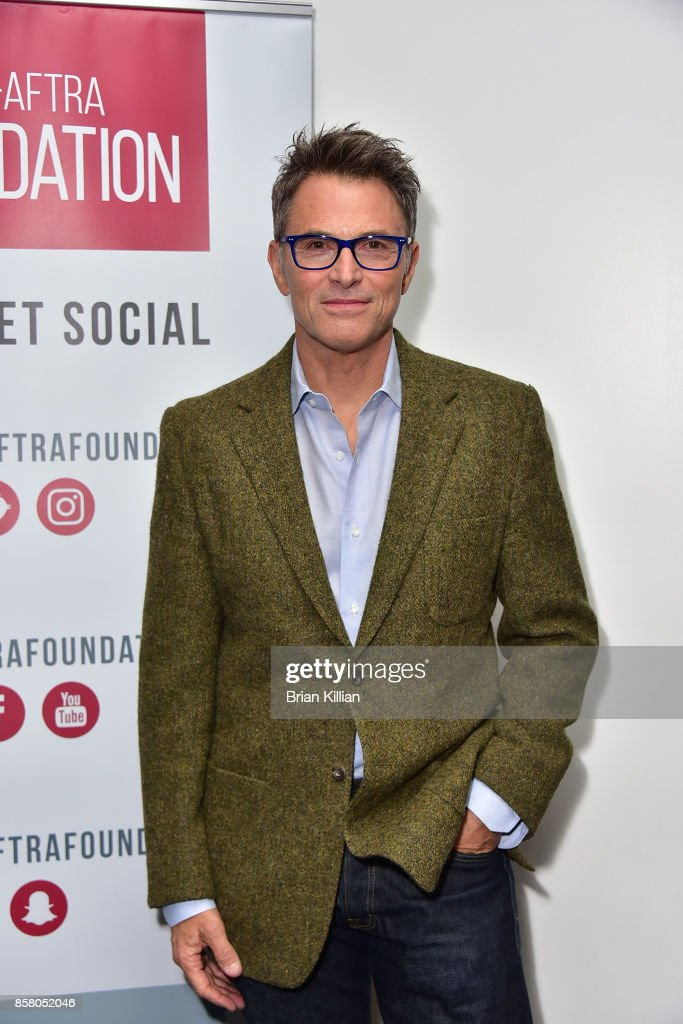 Actor Tim Daly attends the AG-AFTRA Foundation Conversations: 'Madam Secretary' + Tim Daly at The Robin Williams Center on October 5, 2017 in New York City.