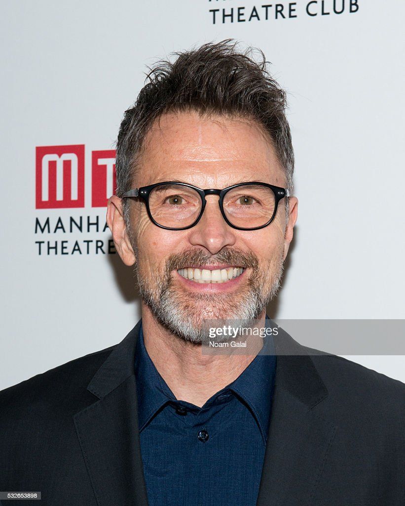 Actor Tim Daly attends the opening night of 'The Ruins Of Civilization' at New York City Center on May 18 2016 in New York City