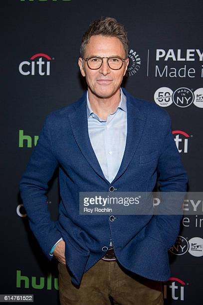 Actor Tim Daly attends the screening of 'Madam Secretary' during PaleyFest New York 2016 at The Paley Center for Media on October 14 2016 in New York...