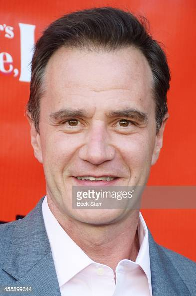 Actor Tim Dekay arrives at Pasadena Playhouse opening night for 'Kiss Me Kate' at Pasadena Playhouse on September 21 2014 in Pasadena California