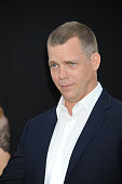 Actor Tim Griffin attends the Warner Bros Pictures premiere of 'Central Intelligence' held at Regency Village Theater on June 10 2016 in Westwood...