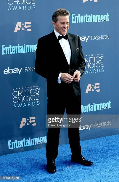 Actor Tim Matheson attends the 22nd Annual Critics' Choice Awards at Barker Hangar on December 11 2016 in Santa Monica California
