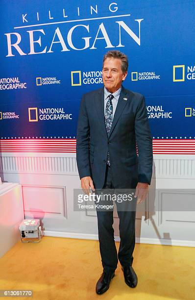 Actor Tim Matheson attends the 'Killing Reagan' Washington DC premiere at The Newseum on October 6 2016 in Washington DC