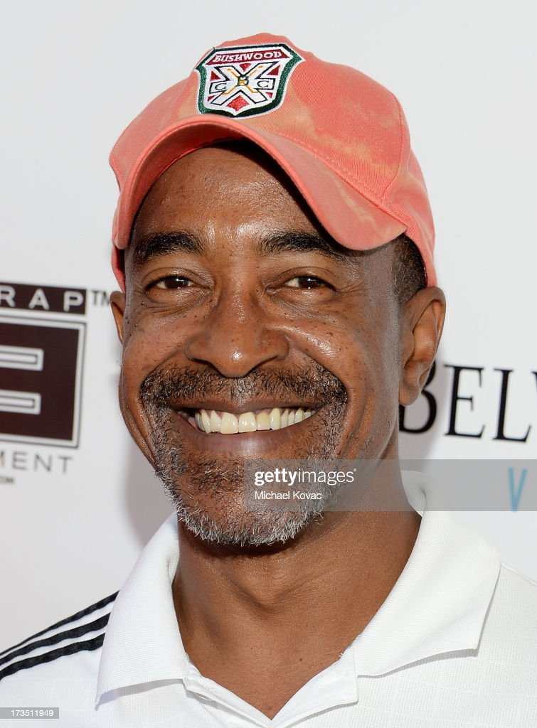 Actor Tim Meadows attends The 4th annual Alex Thomas Celebrity Golf Classic presented by Belvedere at Mountain Gate Country Club on July 15, 2013 in Los Angeles, California.
