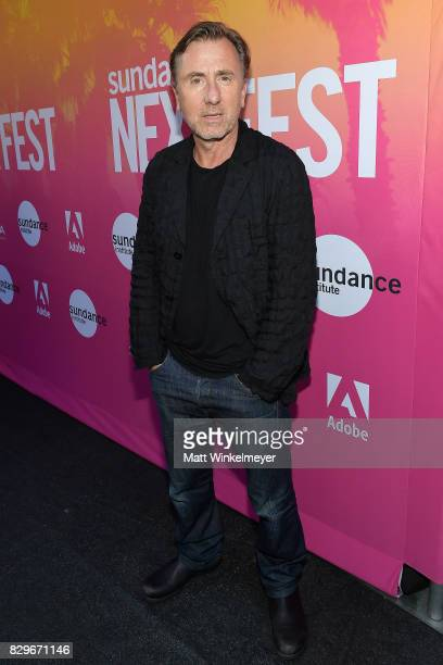 Actor Tim Roth attends Sundance NEXT FEST After Dark at The Theater at The Ace Hotel on August 10 2017 in Los Angeles California
