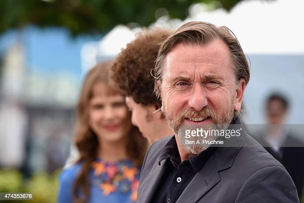 Actor Tim Roth attends the 'Chronic' Photocall during the 68th annual Cannes Film Festival on May 22 2015 in Cannes France