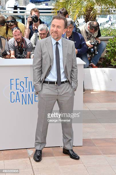 Actor Tim Roth attends the 'Grace of Monaco' photocall during the 67th Annual Cannes Film Festival on May 14 2014 in Cannes France