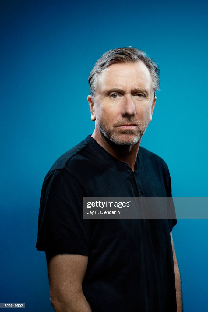 Actor Tim Roth, from the television series 'Twin Peaks,' is photographed in the L.A. Times photo studio at Comic-Con 2017, in San Diego, CA on July 21, 2017.