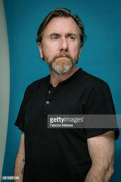 Actor Tim Roth is photographed for The Hollywood Reporter on May 15 2015 in Cannes France **NO SALES IN USA TILL AUGUST 28 2015**