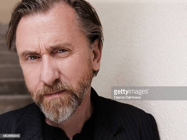 Actor Tim Roth is photographed for Vanity Faircom on May 15 2015 in Cannes France