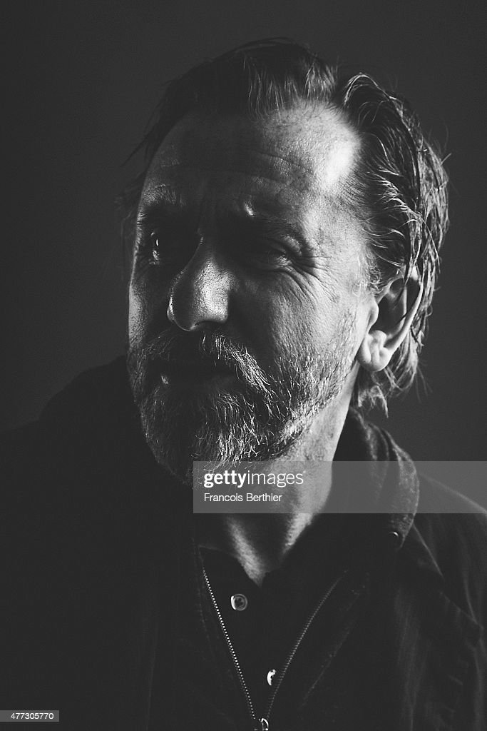 Actor Tim Roth is photographed on May 23, 2015 in Cannes, France.
