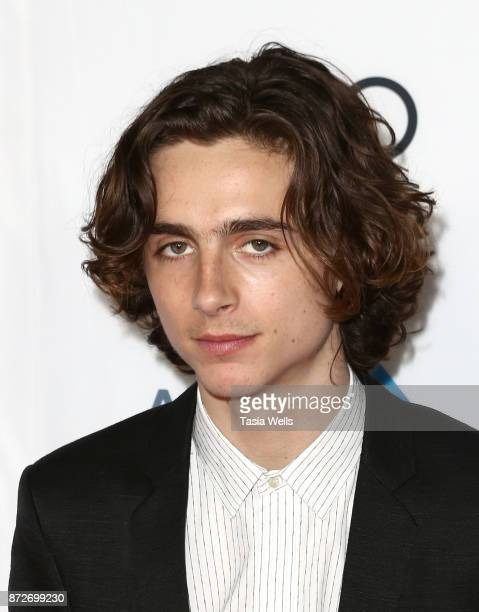 Actor Timothee Chalamet at the screening of 'Call Me By Your Name' at AFI FEST 2017 presented by Audi at TCL Chinese Theatre on November 10 2017 in...
