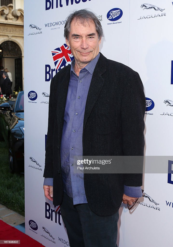 Actor <a gi-track='captionPersonalityLinkClicked' href=/galleries/search?phrase=Timothy+Dalton&family=editorial&specificpeople=655259 ng-click='$event.stopPropagation()'>Timothy Dalton</a> attends the 7th annual BritWeek Festival 'A Salute To Old Hollywood' launch party at the British Consul General's Residence on April 23, 2013 in Los Angeles, California.
