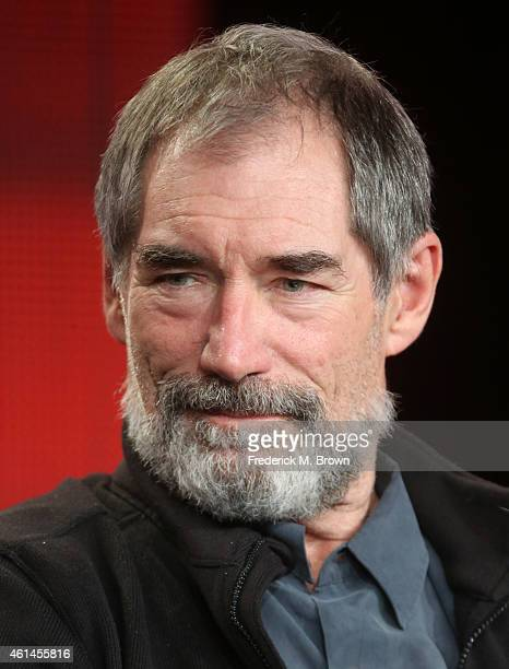 Actor Timothy Dalton speaks onstage during the 'Penny Dreadful Season Two' panel as part of the CBS/Showtime 2015 Winter Television Critics...