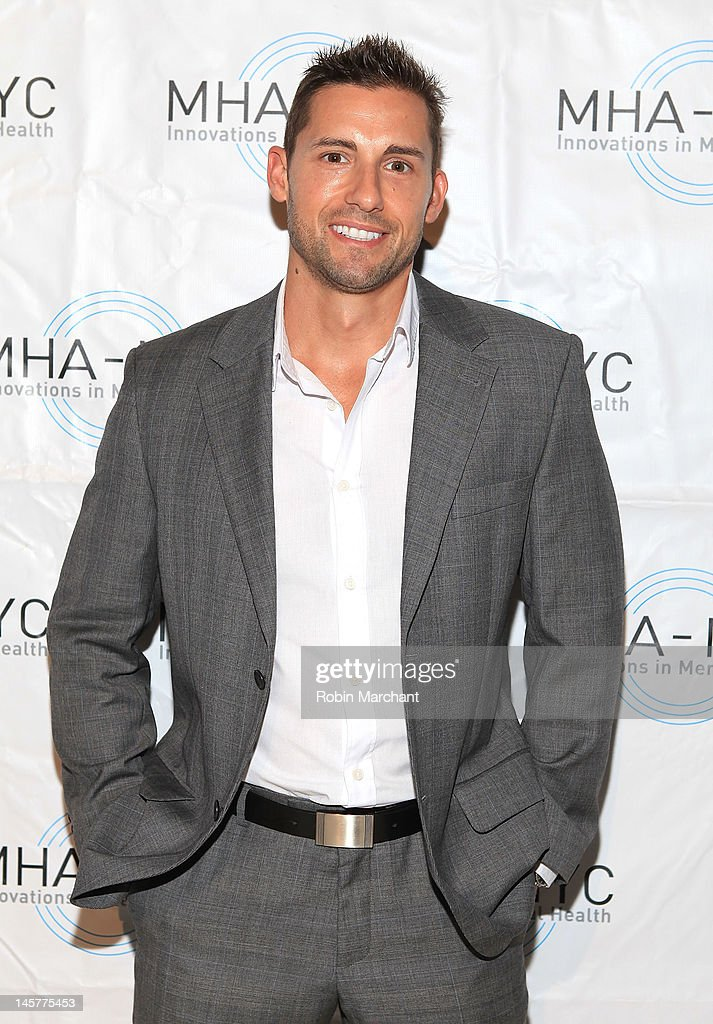 Actor Timothy Mandala attends Bridges To Mental Health: A Celebration Of Hope Gala at Cipriani 42nd Street on June 5, 2012 in New York City.