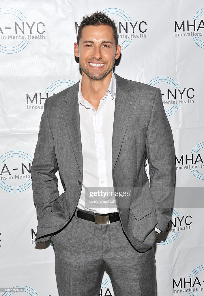 Actor Timothy Mandala attends the 2012 Mental Health Association of New York City Celebration of Hope Gala at Cipriani 42nd Street on June 5, 2012 in New York City.