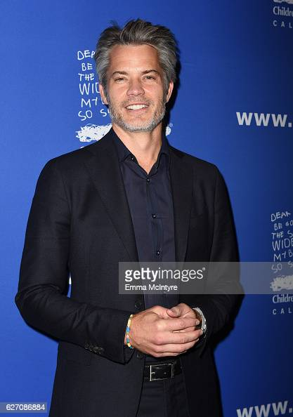 Actor Timothy Olyphant attends the 26th Annual Beat The Odds Awards hosted by Children's Defense Fund California at Regent Beverly Wilshire Hotel on...
