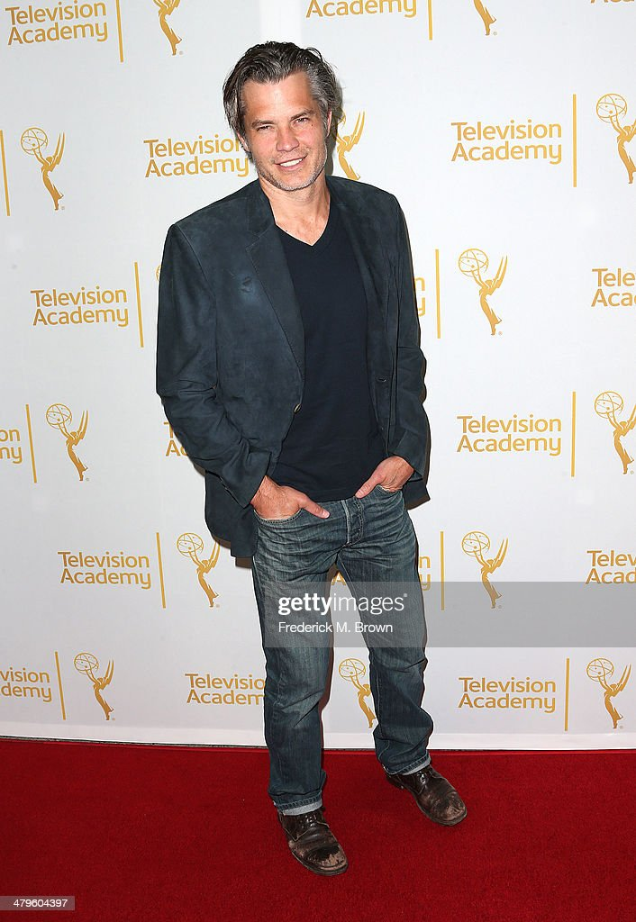"""The Television Academy Presents An Evening With """"Justified"""""""