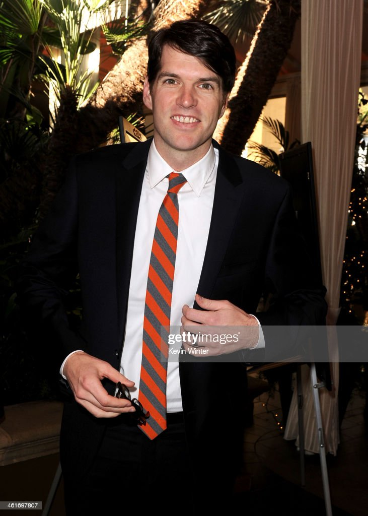 Actor Timothy Simons attends the 14th annual AFI Awards Luncheon at the Four Seasons Hotel Beverly Hills on January 10, 2014 in Beverly Hills, California.