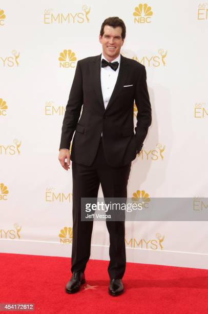 Actor Timothy Simons attends the 66th Annual Primetime Emmy Awards held at Nokia Theatre LA Live on August 25 2014 in Los Angeles California