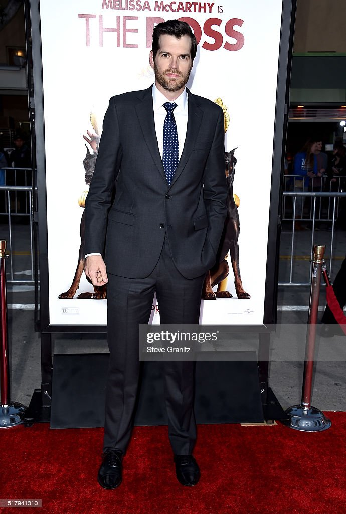 Actor Timothy Simons attends the premiere of USA Pictures' 'The Boss' at Regency Village Theatre on March 28 2016 in Westwood California