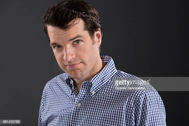 Actor Timothy Simons is photographed for Los Angeles Times on June 3 2015 in Los Angeles California Published Image CREDIT MUST READ Ricardo...