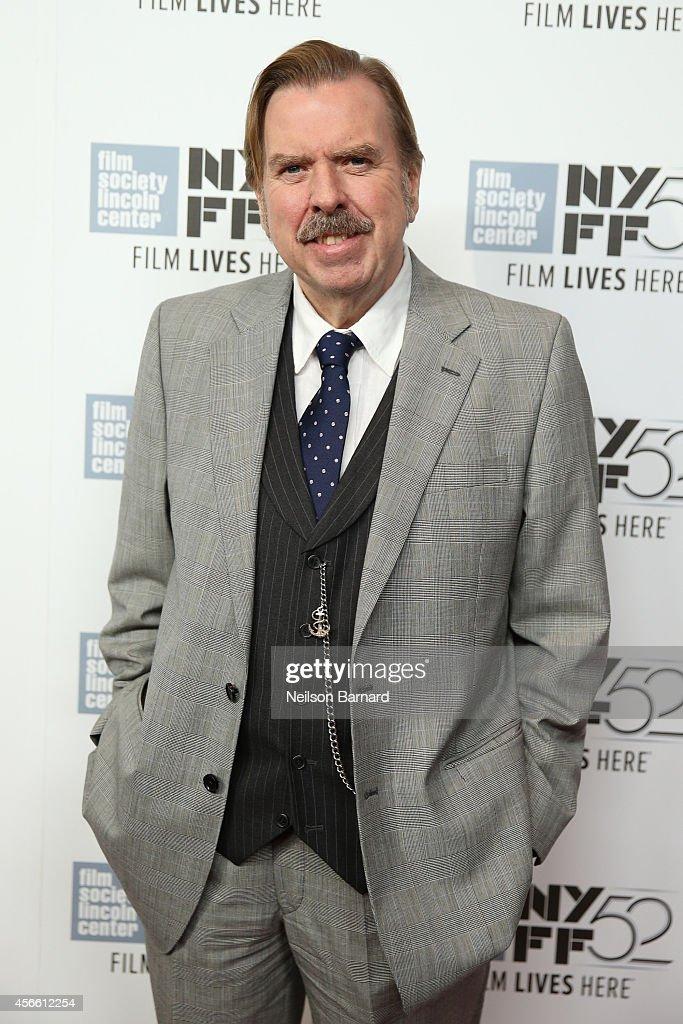 """Mr. Turner"" Premiere - 52nd New York Film Festival"